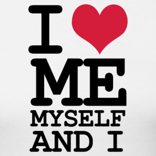 Weiss-i-love-me-myself-and-i-t-shirts_design